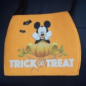 Disney Mickey Mouse Halloween light up bag
